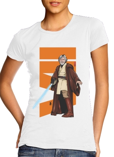 Old Master Jedi for Women's Classic T-Shirt