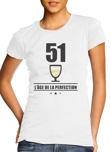 woment Pastis 51 Age de la perfection T-Shirts