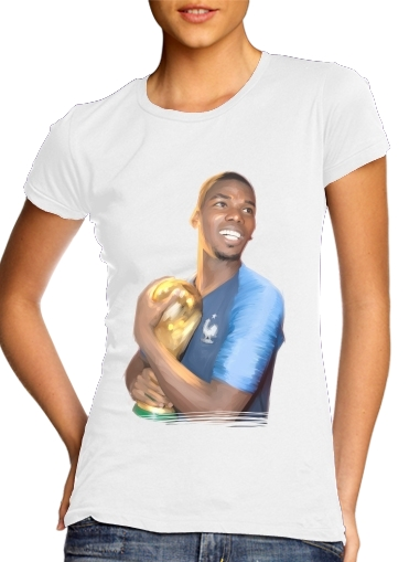 T-Shirts Paul France FiersdetreBleus