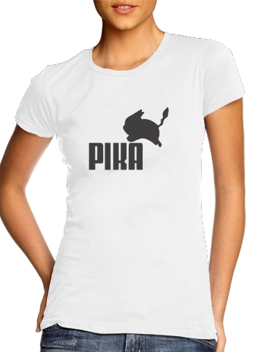 T-Shirts Pika is a puma
