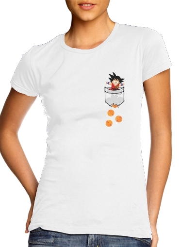 T-Shirts Pocket Collection: Goku Dragon Balls