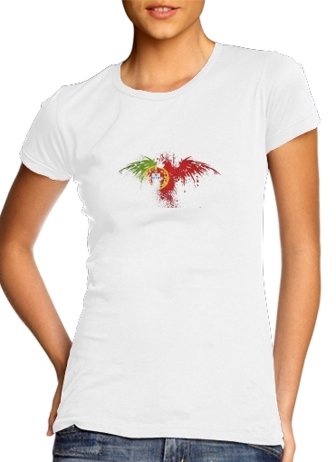T-Shirts Portugal Eagle