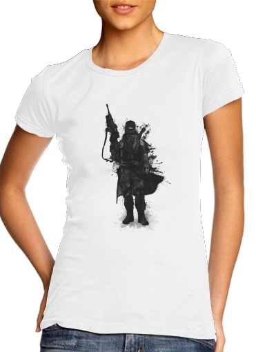 woment Post Apocalyptic Warrior T-Shirts