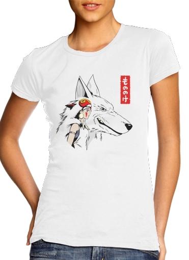 T-Shirts Princess Mononoke JapArt