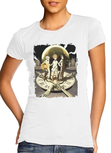 T-Shirts Promised Neverland Lunch time