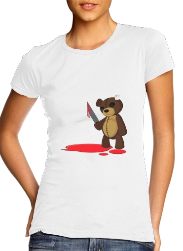Psycho Teddy for Women's Classic T-Shirt