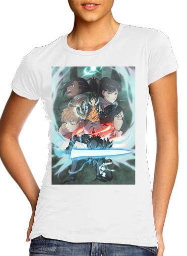 woment Radiant Art T-Shirts