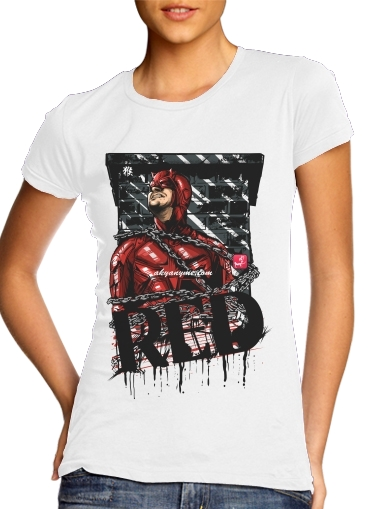 Red  for Women's Classic T-Shirt