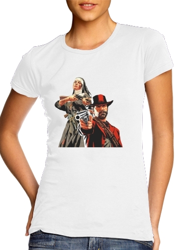 woment Red Dead Redemption Fanart T-Shirts