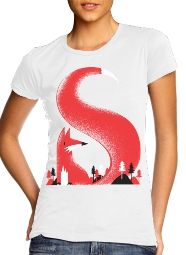 S like Fox for Women's Classic T-Shirt