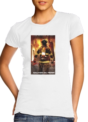 Save or perish Firemen fire soldiers for Women's Classic T-Shirt