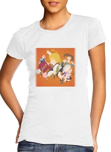 Seven Deadly Sins for Women's Classic T-Shirt