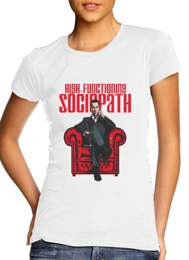 Sociopath for Women's Classic T-Shirt