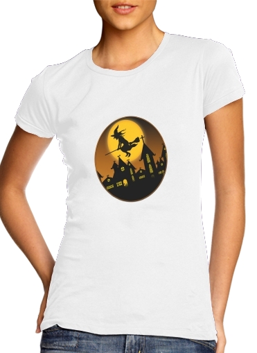 woment Spooky Halloween 2 T-Shirts