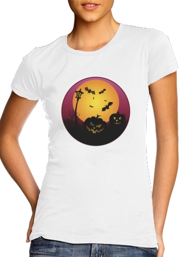 Spooky Halloween 6 for Women's Classic T-Shirt