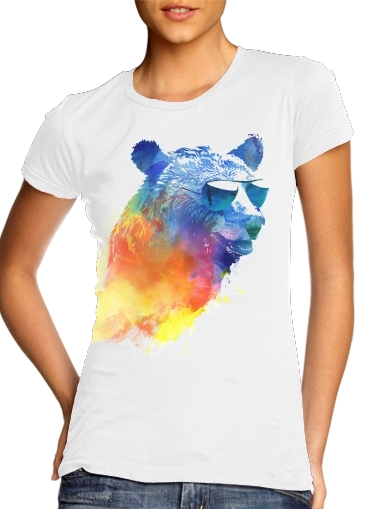 Sunny Bear for Women's Classic T-Shirt