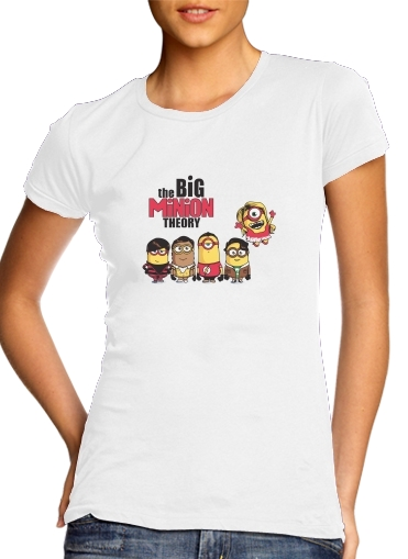 T-Shirts The Big Minion Theory