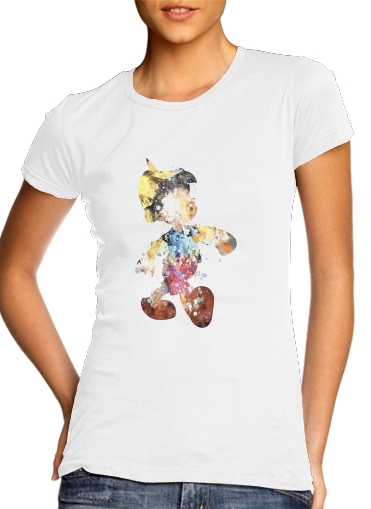The Blue Fairy pinocchio for Women's Classic T-Shirt