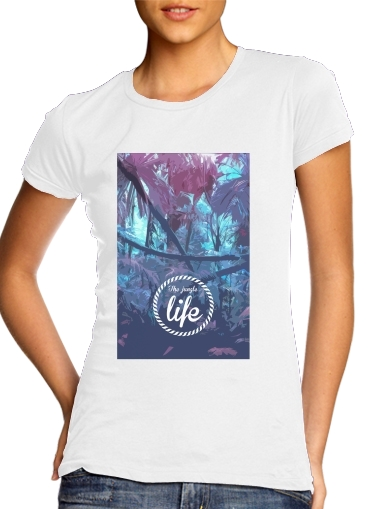 the jungle life for Women's Classic T-Shirt