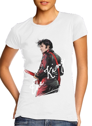 T-Shirts The King Presley