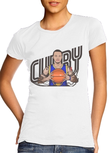 T-Shirts The Warrior of the Golden Bridge - Curry30
