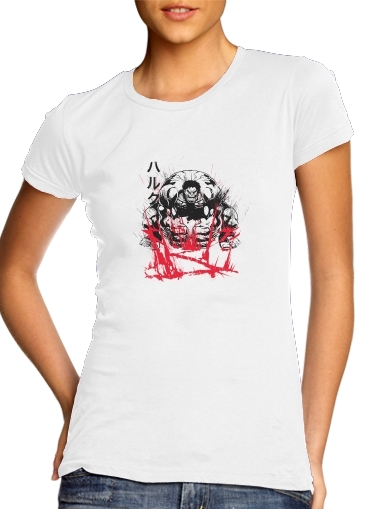 Traditional Anger for Women's Classic T-Shirt