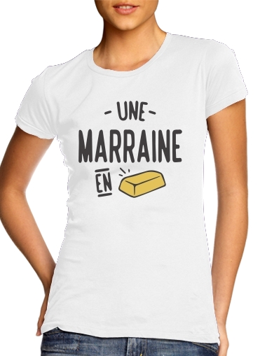 woment Une marraine en or T-Shirts
