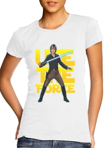 T-Shirts Use the force