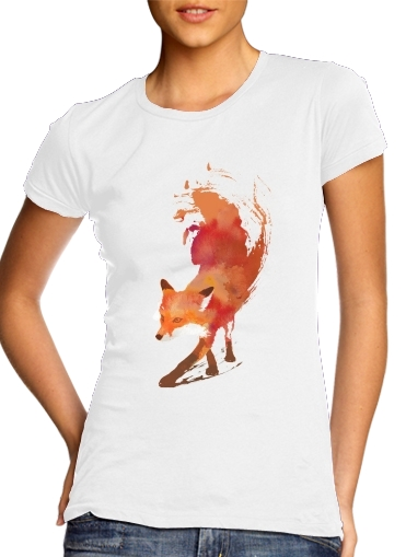 Fox Vulpes for Women's Classic T-Shirt
