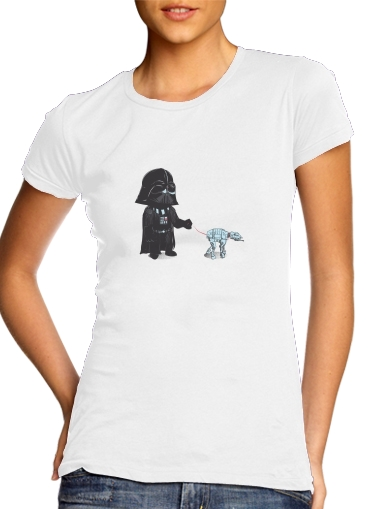 Walking The Robot for Women's Classic T-Shirt