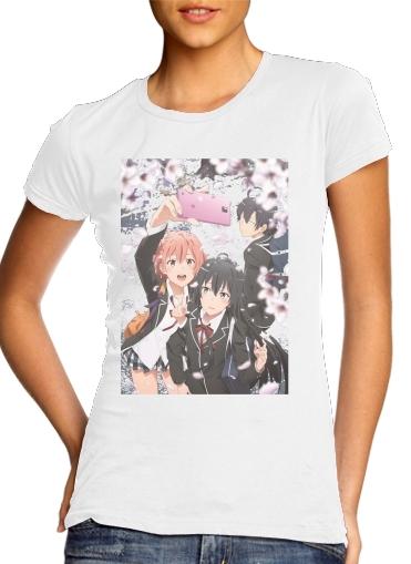 T-Shirts Yahari Ore no Seishun