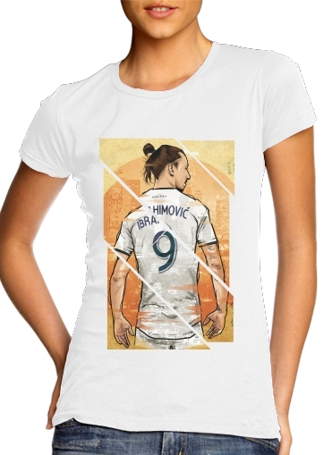 woment zLAtan Los Angeles  T-Shirts