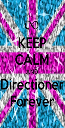 Keep Calm And Directioner forever Case for