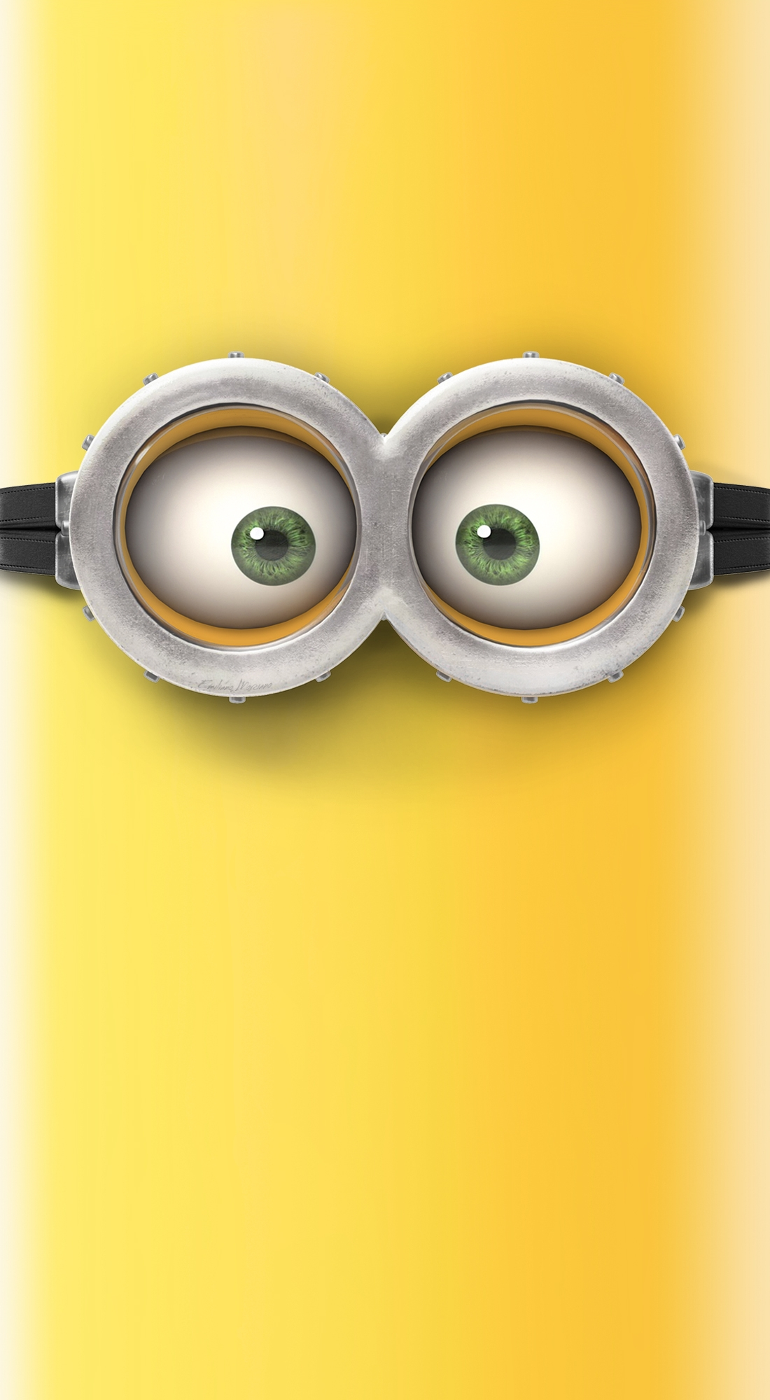 minion 3d  for
