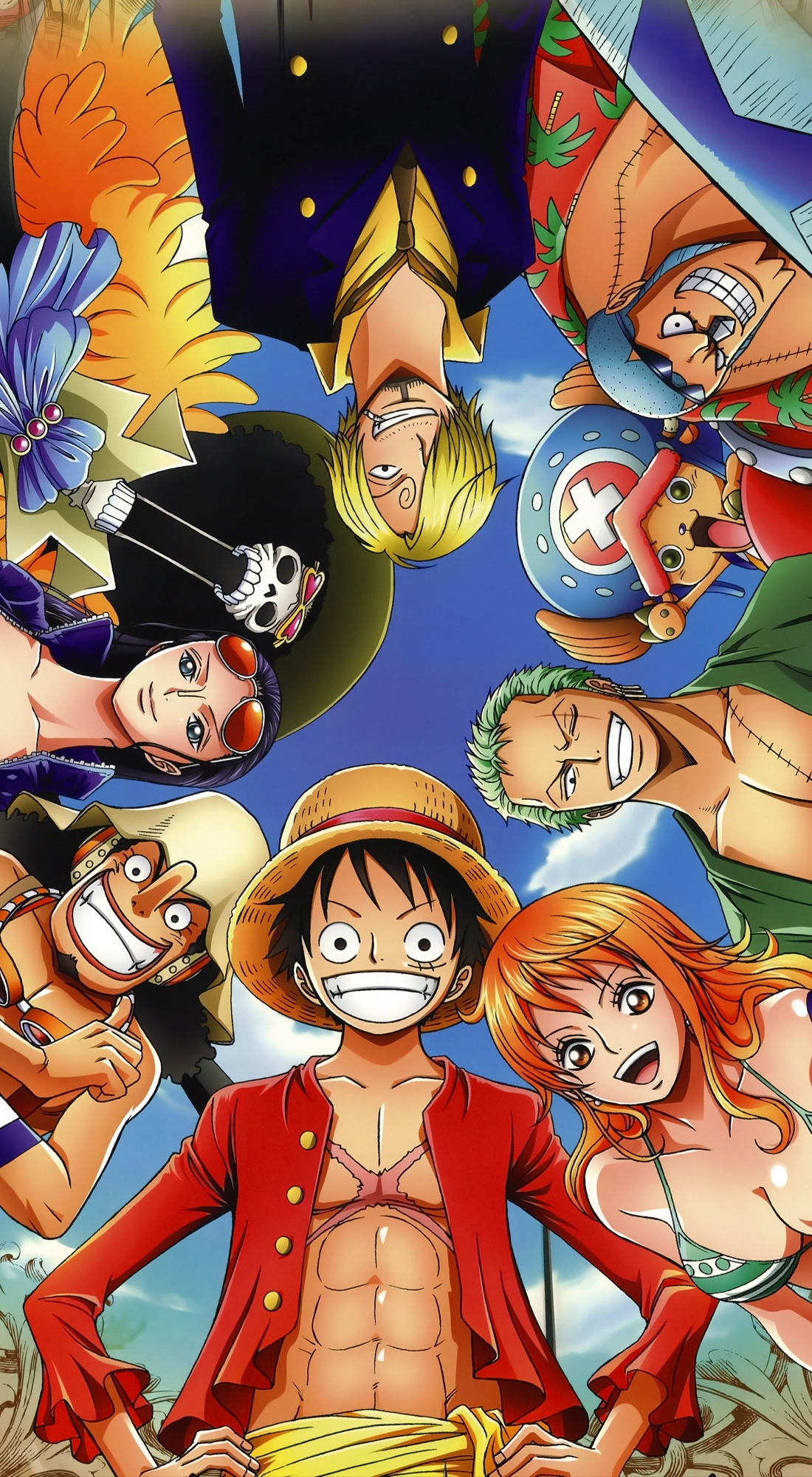 One Piece CREW for