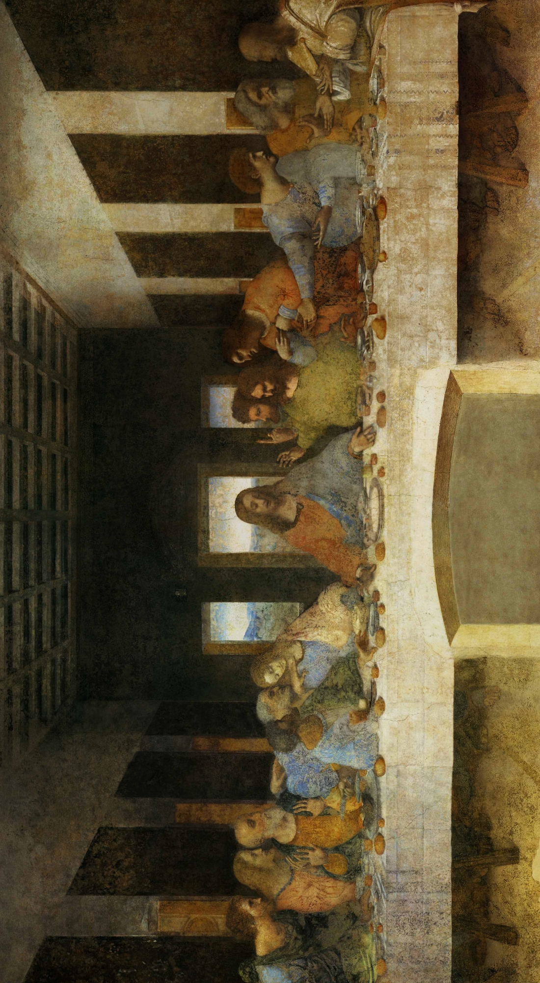 The Last Supper Da Vinci Case for