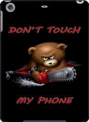 Don't touch my phone Case for Ipad Air 2