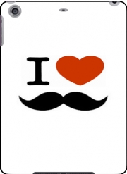 I love Moustache Case for Ipad Air 2