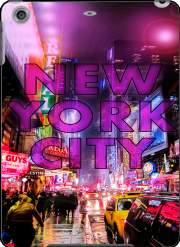 New York City - Broadway Color Case for Ipad Air 2