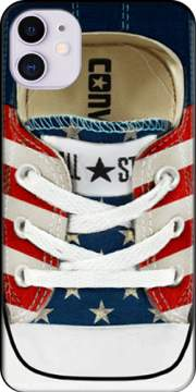 All Star Basket shoes USA Case for iPhone 11