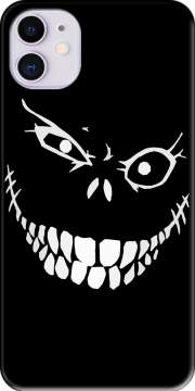 Crazy Monster Grin Case for iPhone 11