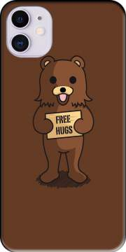 Free Hugs Case for iPhone 11