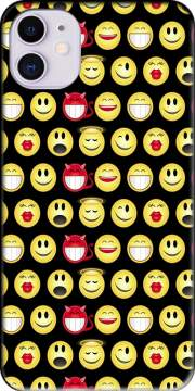 funny smileys Case for iPhone 11