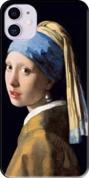 Girl with a Pearl Earring Case for iPhone 11