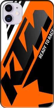 KTM Racing Orange And Black for iPhone 11