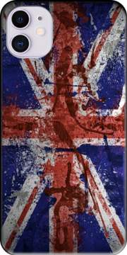 Union Jack Painting Case for iPhone 11