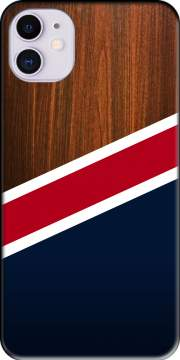 Wooden New England Case for iPhone 11