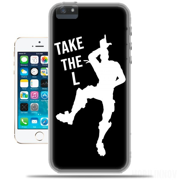 premium selection b1138 2380b Take The L Fortnite Celebration Griezmann case for Iphone 5S