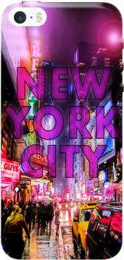 New York City - Broadway Color Case for Iphone SE