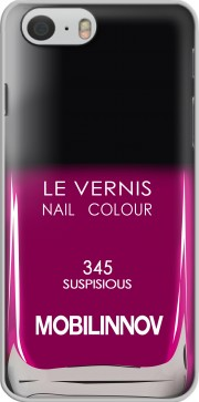Nail Polish 345 SUSPISIOUS Case for Iphone 6 4.7